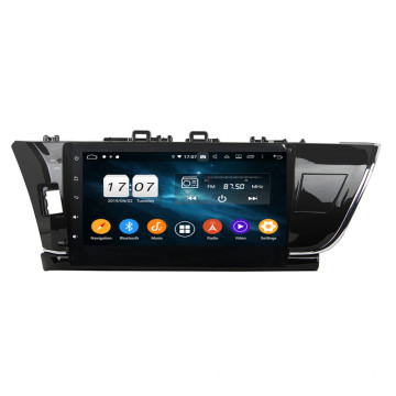 android car dvd player لكورولا اليسار